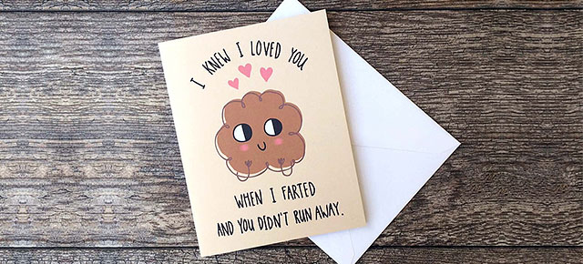 24 Love Cards To Say ?I Love You? In a Twisted Way