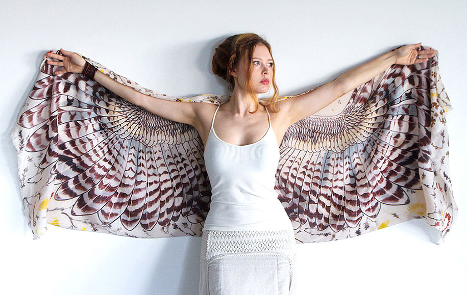 handmade-birds-wings-feather-scarves-shovava-2