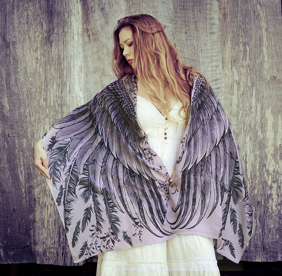 handmade-birds-wings-feather-scarves-shovava-6