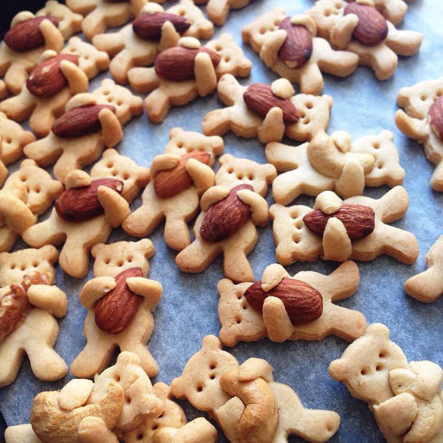 hugging-bears-nuts-cute-cookies-tamagosan-13