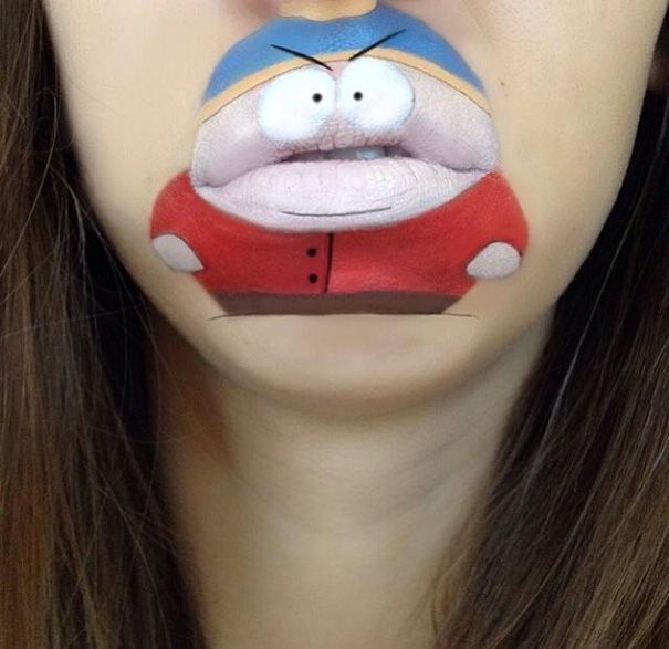 makeup-art-lips-cartoon-character-illustrations-laura-jenkinson-10