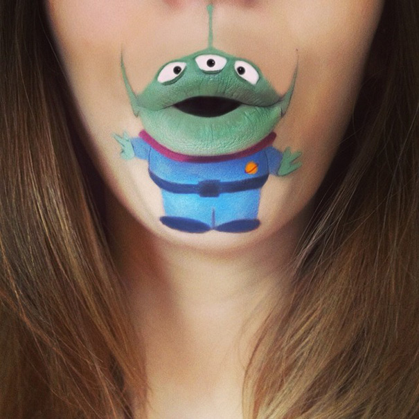 makeup-art-lips-cartoon-character-illustrations-laura-jenkinson-23