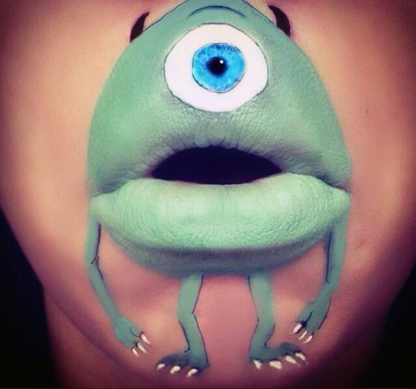 makeup-art-lips-cartoon-character-illustrations-laura-jenkinson-25
