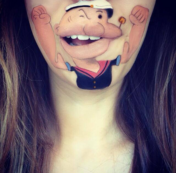 makeup-art-lips-cartoon-character-illustrations-laura-jenkinson-3