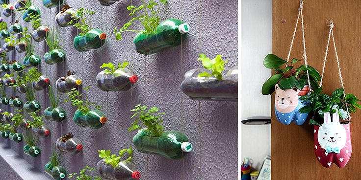 23 Creative Diy Ideas For How To Reuse Plastic Bottles