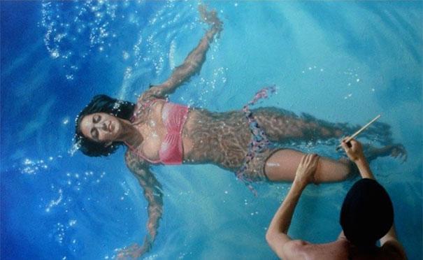 realistic-paintings-water-swimming-people-gustavo-silva-nunez-10