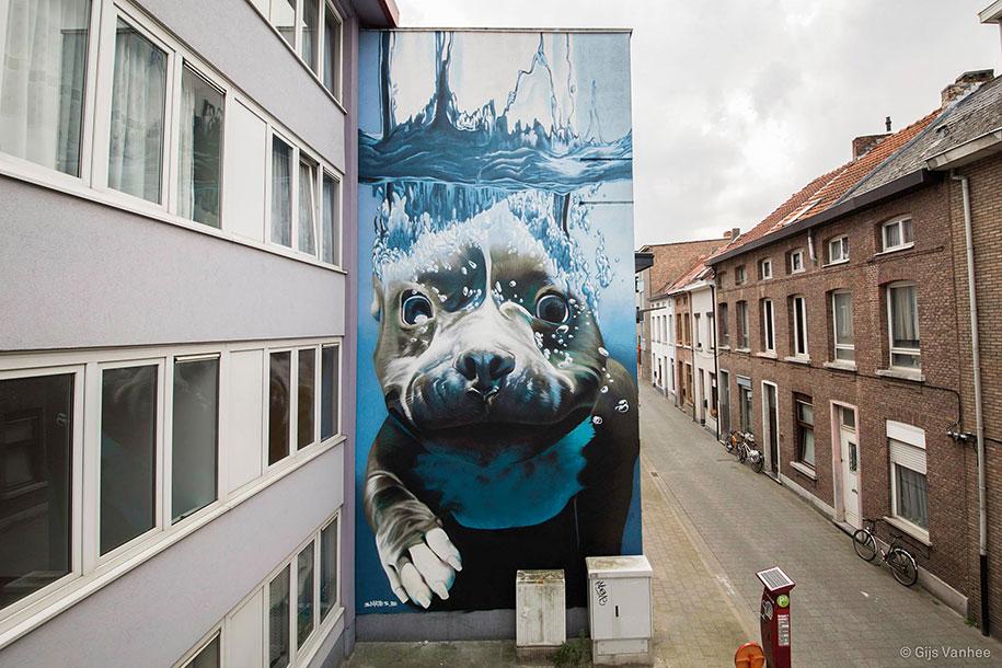 underwater-dog-mural-belgium-bart-smeets-smates-1