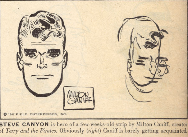 1940s-comic-strip-artists-blindfolded-drawings-life-magazine-1