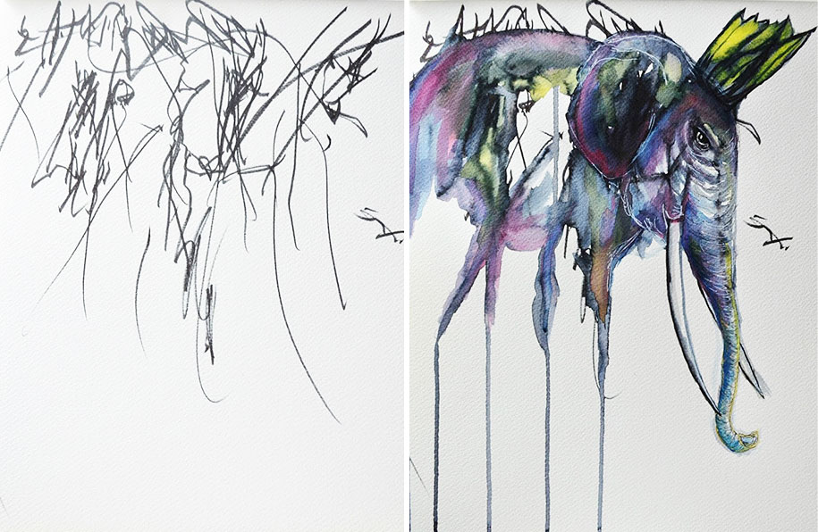 children-drawings-turned-paintings-ruth-oosterman-6