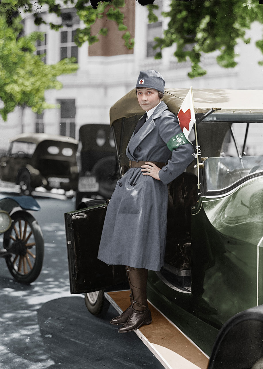 Historic photos colorization 18