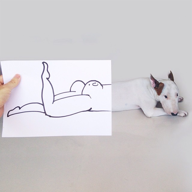 jimmy-choo-bull-terrier-interactive-illustrations-rafael-mantesso-3