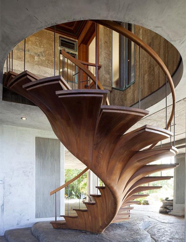Modern Stairs Interior Design  18