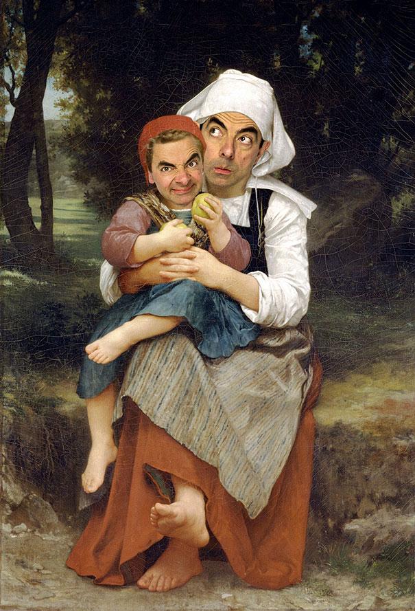 mr-bean-rowan-atkinson-historic-portraits-recreations-rodney-pike-5