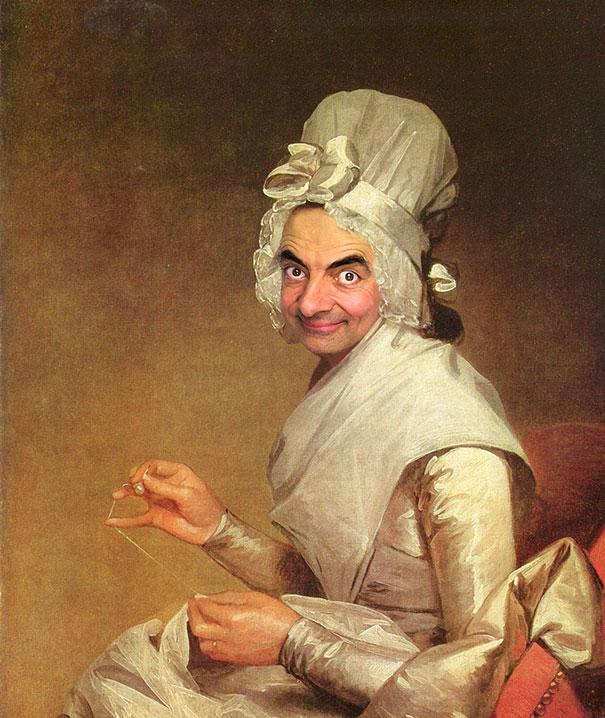 mr-bean-rowan-atkinson-historic-portraits-recreations-rodney-pike-7