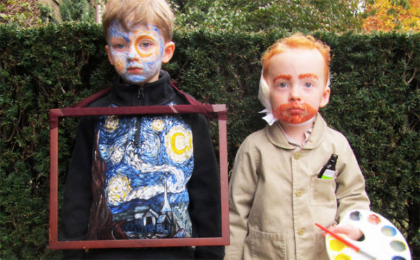 28 Of The Most Brilliant Children's Halloween Costumes