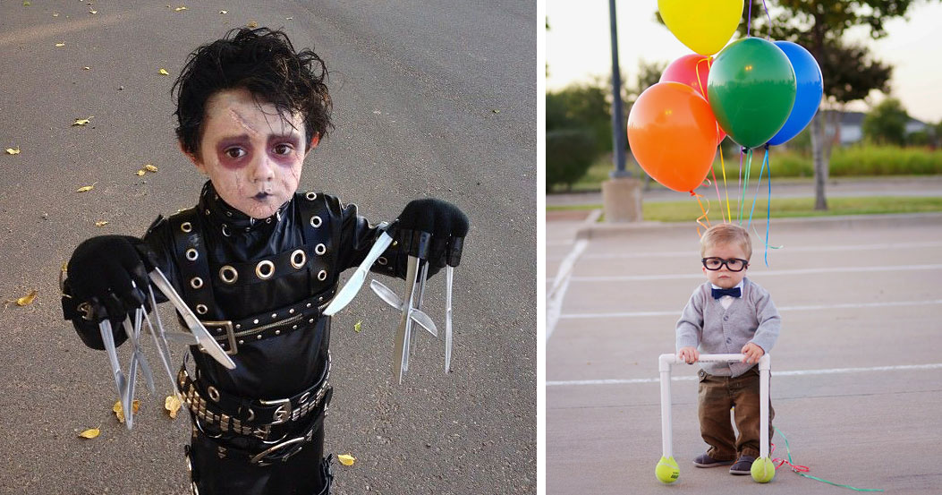 28 Of The Most Brilliant Children S Halloween Costumes
