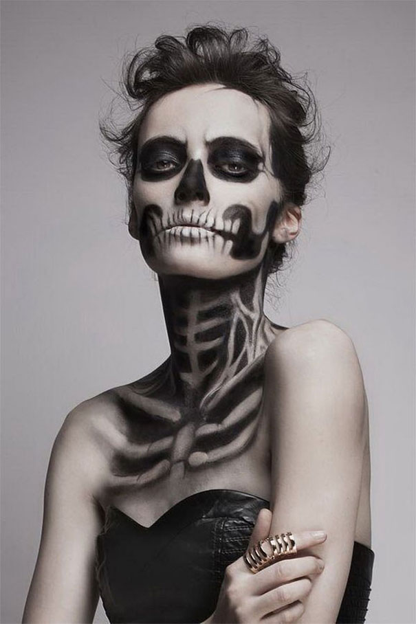creepy-halloween-make-up-creative-ideas-19