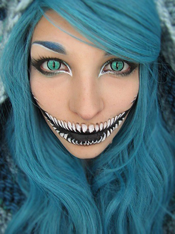 creepy-halloween-make-up-creative-ideas-9