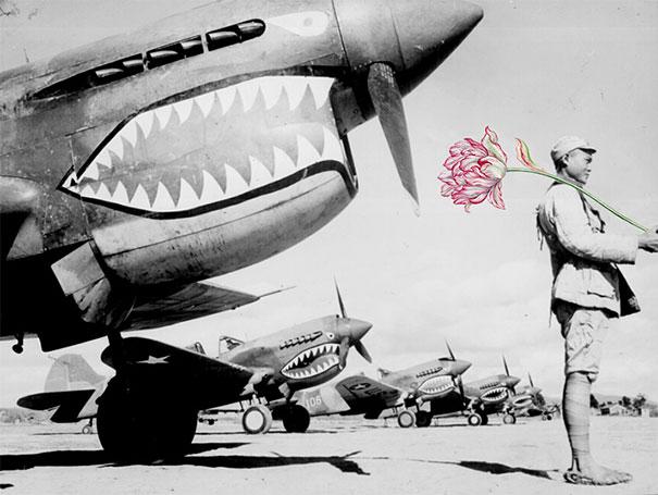 guns-flowers-vintage-photos-collage-art-blick-5