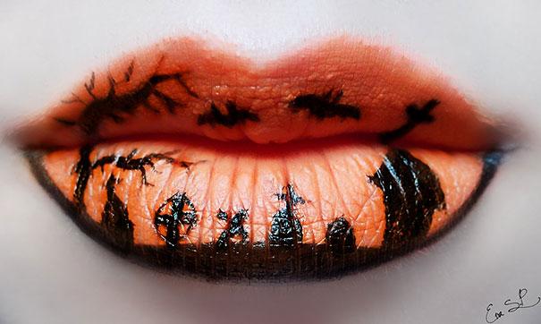 lips-halloween-makeup-art-eva-senin-pernas-3