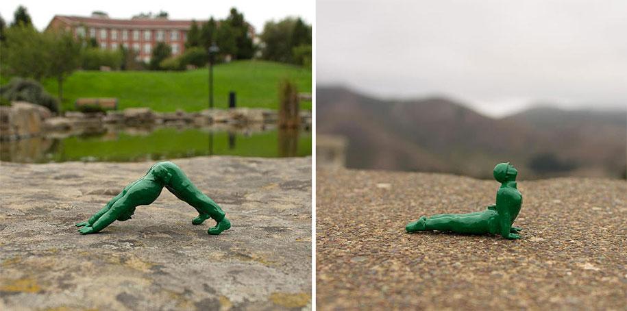 yoga-joes-green-army-figures-dan-abramson-3