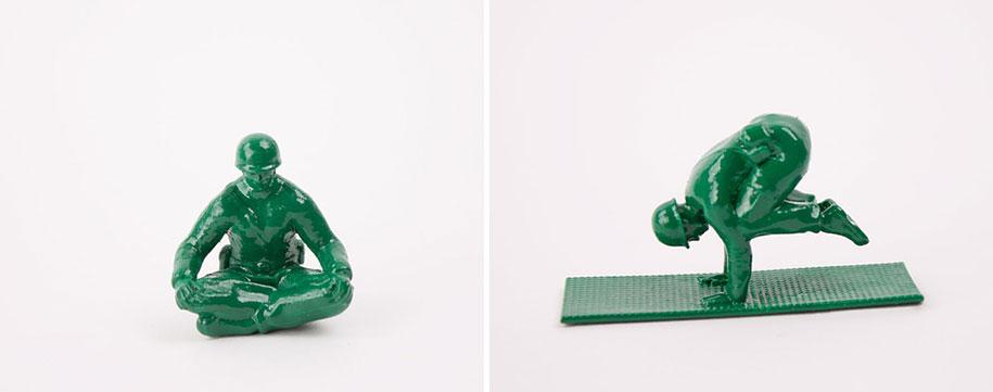 yoga-joes-green-army-figures-dan-abramson-4