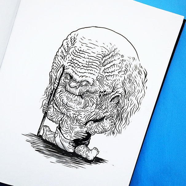 baby-terrors-iconic-horror-characters-illustrations-alex-solis-14