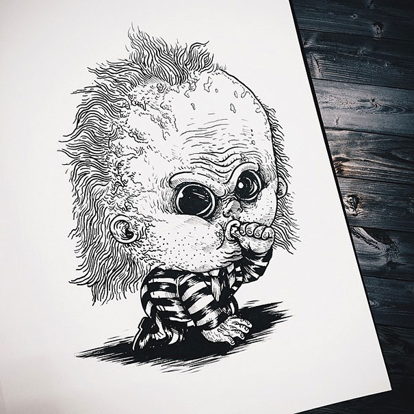 baby-terrors-iconic-horror-characters-illustrations-alex-solis-21