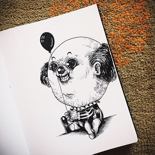 baby-terrors-iconic-horror-characters-illustrations-alex-solis-5