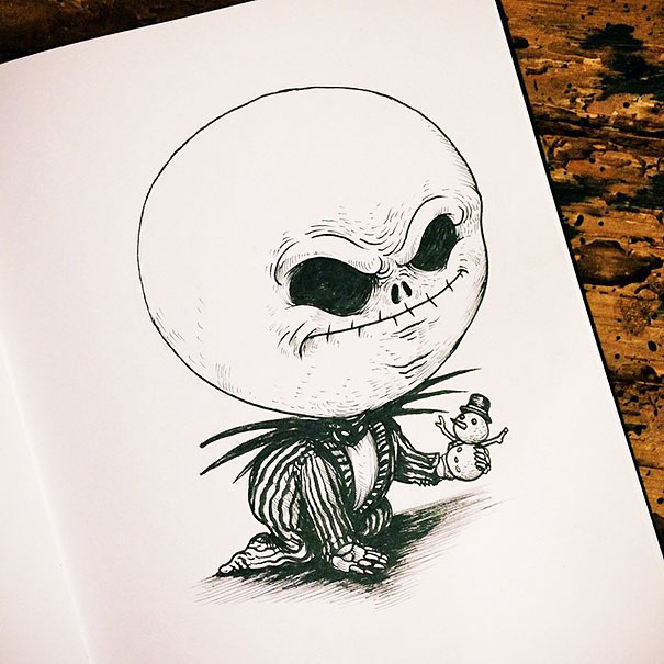 baby-terrors-iconic-horror-characters-illustrations-alex-solis-8