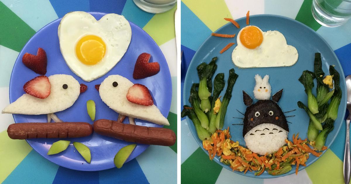 Resultado de imagen para annie widya creative food