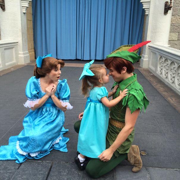 Peter Pan And Wendy Costumes Diy Wendy in Peter Pan