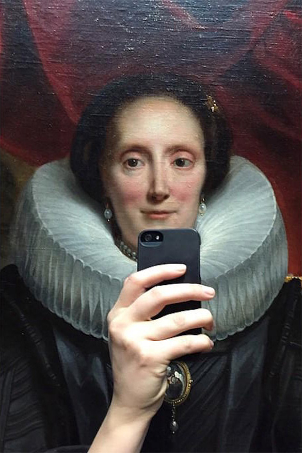 museum-historical-paintings-selfie-olivia-muus-3