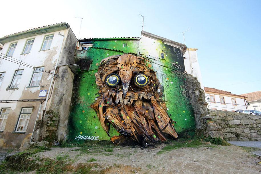 owl-eyes-recycled-sculpture-street-art-artur-bordalo-1