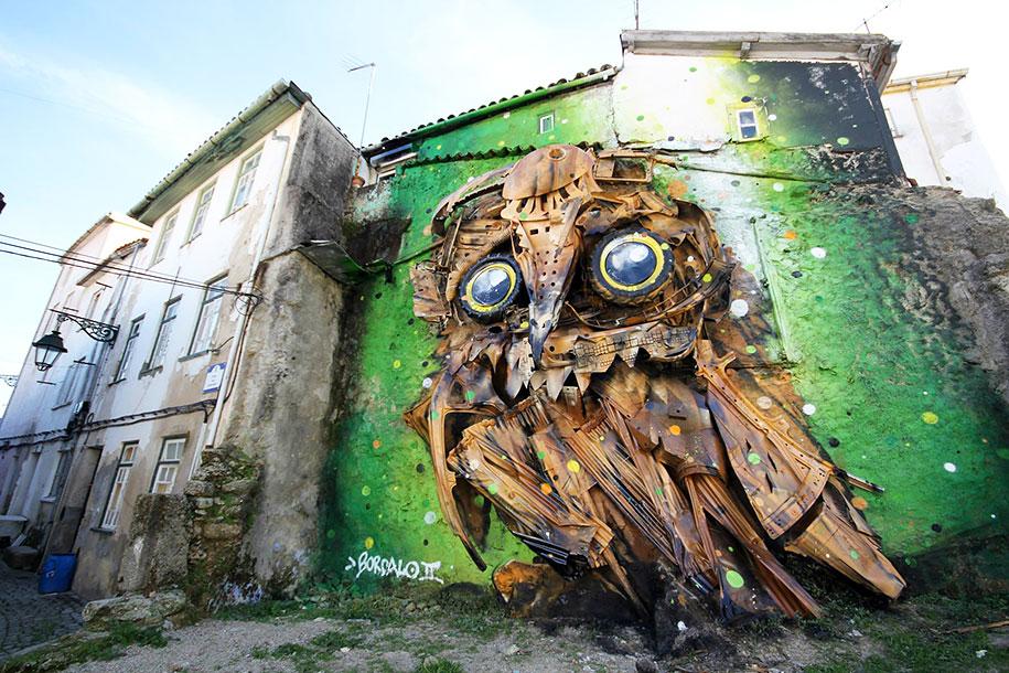 owl-eyes-recycled-sculpture-street-art-artur-bordalo-8