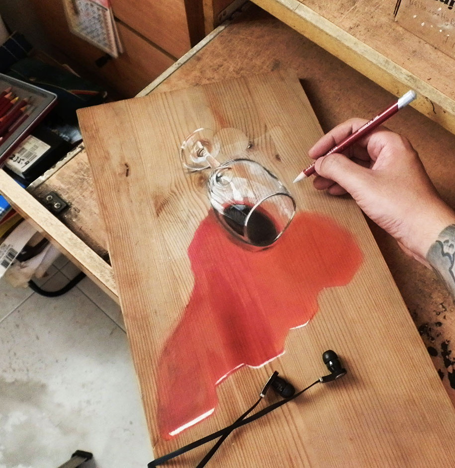 photorealism-drawing-wood-ivan-hoo-6