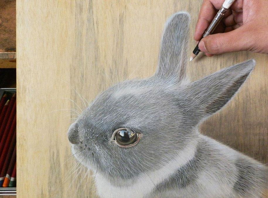 photorealism-drawing-wood-ivan-hoo-9