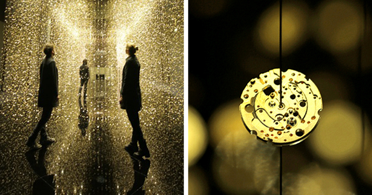 Light Art Installation Diy