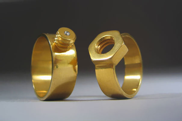 33 Of The Most Original Rings You\'ve Ever Seen