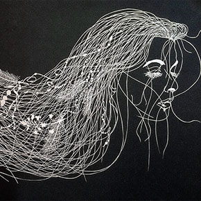New Intricate Laser Cut Paper Art By Eric Standley Demilked