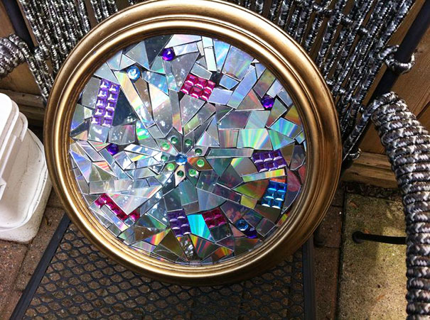 22 Creative Ways To Recycle Your Old Cds