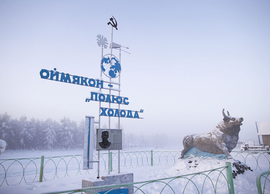 welcome to oymyakon world s coldest inhabited village where temperature could drop to 67c 90 f. Black Bedroom Furniture Sets. Home Design Ideas