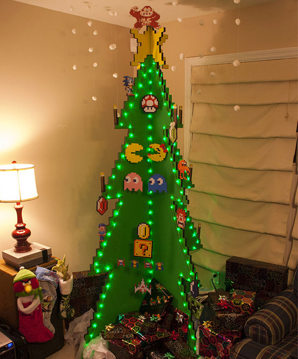 Unconventional Christmas Trees 20 of the most creative diy and recycled christmas tree ideas