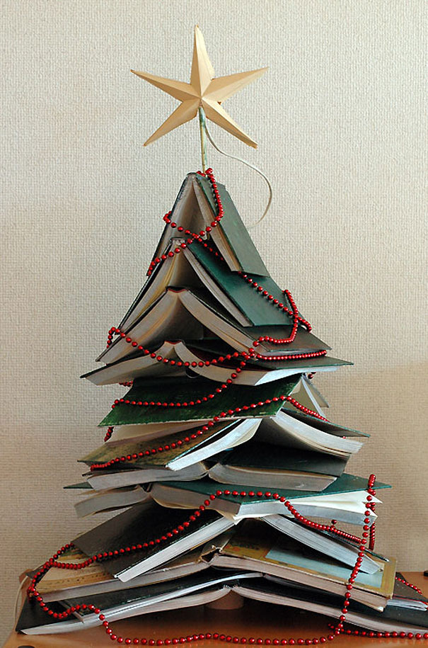 20 of the most creative diy and recycled christmas tree ideas - Ideas For Christmas Trees