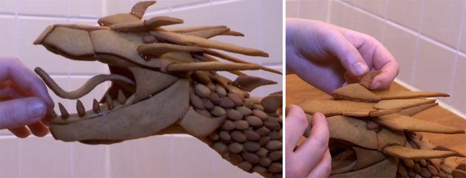 dragon-smaug-gingerbread-sculpture-caroline-eriksson-2