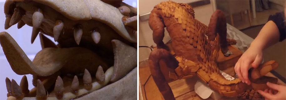 dragon-smaug-gingerbread-sculpture-caroline-eriksson-3