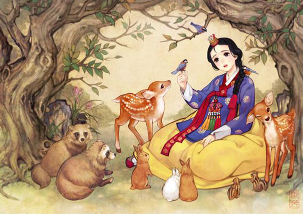 fairytale-illustrations-asian-korean-na-young-wu-11