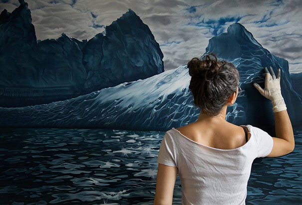 finger-drawing-glacier-iceberg-zaria-forman-4