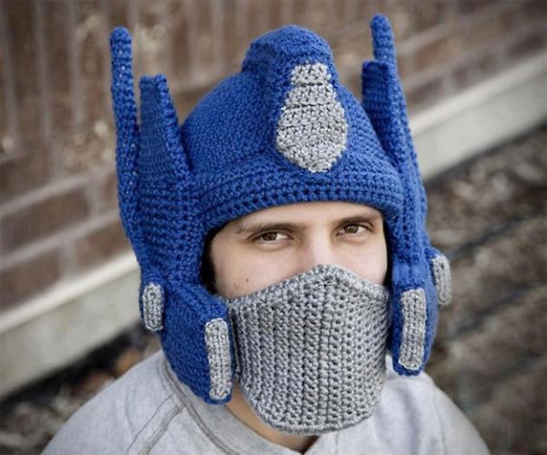 27 Creative And Funny Winter Hats To Keep You Warm 526f9f594be