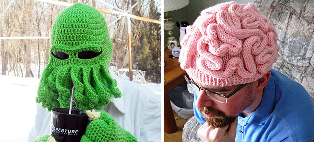 27 Creative And Funny Winter Hats To Keep You Warm